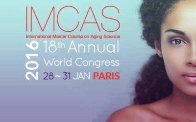 18° Congress IMCAS – 2016 Paris