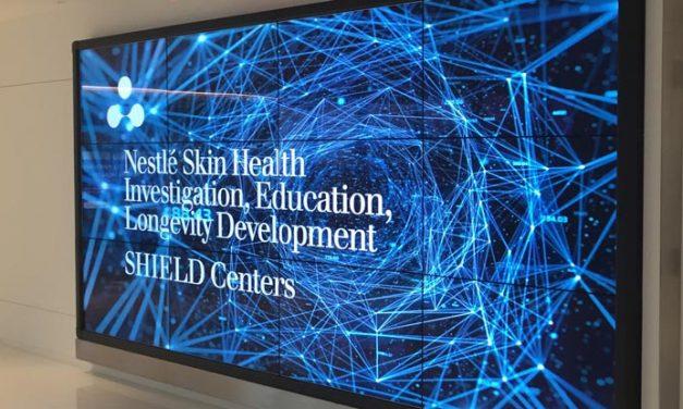 Dr. Roberto Chacur visita Centro de Inovação da Nestlé Skin Health em Nova Iorque